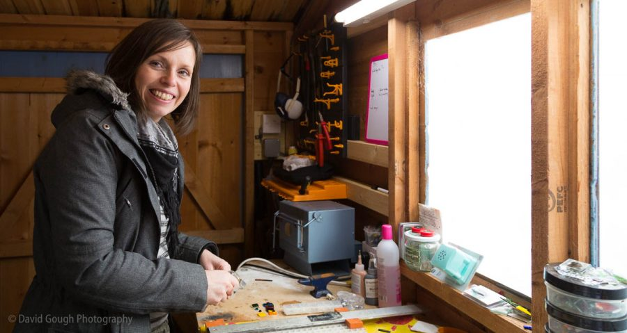 Emma Kirkham glass